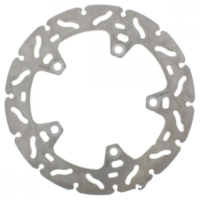 Brake disc floating rac trw MST208RAC