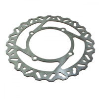 Brake disc trw lucas MST304EC