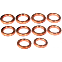 seal ring copper 14.3X20X3MM für Triumph Bonneville T100 865 SMTTJ9157G 2008