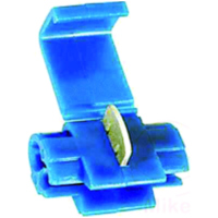 Insulated snap connector 0.8-2 blue 8KV705123002