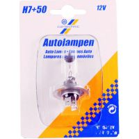 Lampe H7 12V55W +50% Cartechnic
