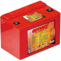 Motorcycle battery pc310 hawker odyssey für Honda CB Sport 500 PC32G 1998