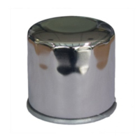 Oil filter chrome hiflo HF204C für Kawasaki VN Mean Streak 1600 VNT60BBA 2004