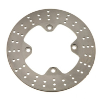 Brake disc trw lucas MST240 für Honda CB Sport 500 PC32G 1998 (rear)