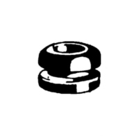 Double sided cable grommet 50280216