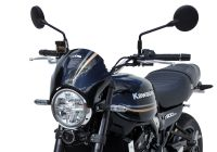 Beak extension - black/silver/gold KAWASAKI Z900 RS ZR900C