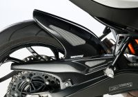 Rear hugger - carbon look BMW F 800 R 4R80, F 800 R E8ST