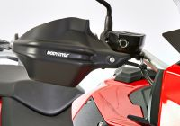 Hand guards - matt black BMW S 1000 XR K10, S 1000 XR 2X10
