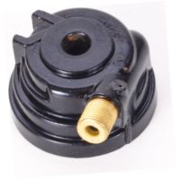 speedometer drive tetragonal for cable with cap nut (32mm installation height)