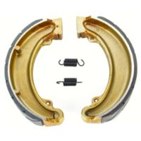 Premium brake shoes Water Grooved H315G