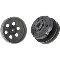 clutch pulley assy with bell 107mm for Peugeot, Kymco, Honda, 139QMB, SYM IP32447