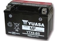 YUASA battery YTX 9-BS maintenance free für Benelli Velvet  150 M10000 2001-2001