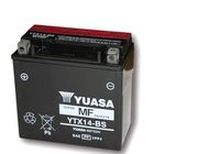 YUASA battery YTX 14-BS maintenance free