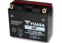 YUASA battery YT12 B-BS(YT 12B-4) maintenance free für Ducati Supersport Carenata 600 600S 1994