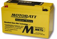 MOTOBATT battery MB7U