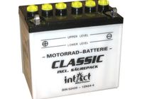 Intact Bike Power battery 12N24-4 incl. acid-pac