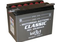 Akku Intact Bike Power Batterie CHD4-12 mit Saeurepack