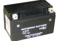 Intact Bike Power battery GEL YTZ10-S, YT10B-4