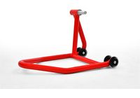 Single arm stand, rear wheel, left, red für Ducati Supersport Carenata 600 600S 1994