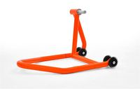 Single arm stand, rear wheel, left, orange für Ducati Supersport Carenata 600 600S 1994