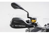 SW-MOTECH BBSTORM Handguard Kit Black für BMW R Adventure 1200 K51 2016-2016