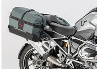 SW-MOTECH AERO ABS Sidecase Set. BMW R 1200 GS (13-) ABS / 600D HCF Polyester. Black. 2x 25l für BMW R Adventure 1200 K51 2016-2016