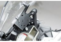 SW-MOTECH QUICK-LOCK GPS Mount black. BMW S 1000 R (14-) / S 1000 XR (15-). für BMW S ABS 1000 K10/K46 2014