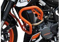 Schutzb/ügel 38 mm Rohr f/ür VT 750 C2S Shadow ABS RC53 2010-2013