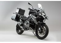 SW-MOTECH Adventure set Protection Silver. BMW R1200GS LC (16-) / Rallye (17-) für BMW R Adventure 1200 K51 2016-2016