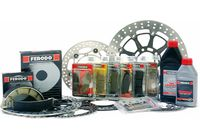 Ferodo brake disc FMD0346 RX für Ducati 999 Biposto/Monoposto 999 H401AA 2006 (vorn left,vorn right)