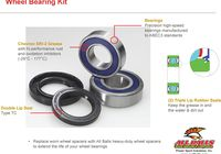 Wheel bearing kit 25-1537 für Suzuki LT-A  700 5SAAP41A 2005-2007 (rear)
