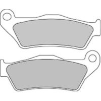 FERODO disc brake pad FDB 2018 EF für Moto Guzzi Bellagio  940 LY000 2010-2010 (rear)