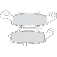 FERODO sinter disc brake pad FDB 2049 ST für Suzuki M Intruder 1800 CA1111 2014-2014 (rear)