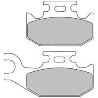 FERODO sinter disc brake pad FDB2149 SG für Suzuki LT-A  700 5SAAP41A 2005-2007 (vorn right)