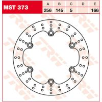 TRW Lucas brake disc MST373, fixed für Honda CB  1300 SC54 2006-2008 (rear)