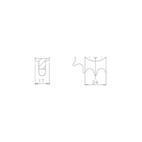5//8x3//8 Ritzel 15 Z/ähne Stahl 530er Teilung f/ür Yamaha FZ-1 SA ABS Fazer RN16 2015-2015