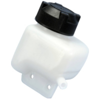 water expansion bottle Polini for pocket bike cooling system 143.330.003 für HM-Moto/Vent-Moto Derapage Competition 50  2014