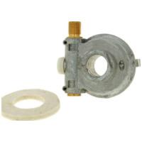 Tachoantrieb Vierkant 15mm mit 3 Speichen /Überwurfmutter