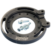 baseplate for Polini ignitions for Minarelli AM6, Derbi D50B0, EBE, EBS 171.0619 für MBK TZR XPower 50  2000-2002