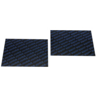 carbon fiber reed sheets Polini 0,30mm 110x100mm - universal (blue) 213.0600 für Beta RR Enduro Factory 50  2015-2016