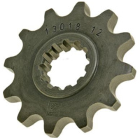 front sprocket 420 - 12 teeth for Minarelli AM, Generic, KSR-Moto, Keeway, Motobi, Ride, 1E40MA, 1E40MB 22089 für Beta RR Motard 50  2007