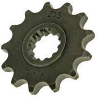 front sprocket 420 - 13 teeth for Minarelli AM, Generic, KSR-Moto, Keeway, Motobi, Ride, 1E40MA, 1E40MB 22091 für Beta RR Motard 50  2007
