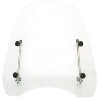 windshield / windscreen for 50cc scooter 22924 für Piaggio Si Monte Carlo Lusso Blinkanlage 50 km/h 50 SIV1T 1988-1993