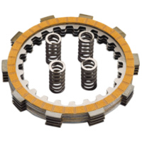 clutch disk set Polini for Minarelli AM, Generic, KSR-Moto, Keeway, Motobi, Ride, 1E40MA, 1E40MB 230.0011 für Beta RR Motard 50  2007