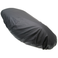 seat cover XL removable, black in color for scooters 31063 für Piaggio Si Monte Carlo Lusso Blinkanlage 50 km/h 50 SIV1T 1988-1993