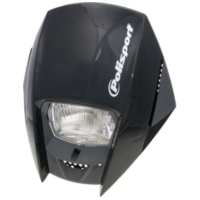 headlight Polisport Exura black 36086 für Beta RR Motard Track 50  2017