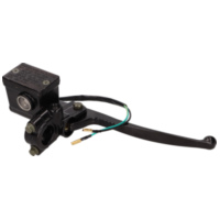 front brake master cylinder / brake pump incl. brake lever for CPI, Keeway, Generic, Ride 36716
