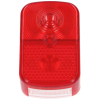 rear light lens for Simson Schwalbe KR51/1, SR4-1, SR4-2, SR4-3, SR4-4 39323