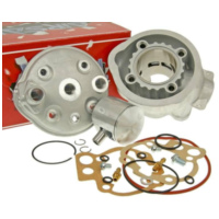 cylinder kit Airsal Tech-Piston 76.6cc 50mm for Minarelli AM AS16055 für HM-Moto/Vent-Moto Derapage Competition 50  2014