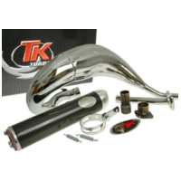 exhaust Turbo Kit Bufanda Carreras 80 for Motorhispania Furia CARR07-07 für Motorhispania Furia  50  1997-1999
